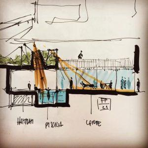 L'architetto mette al mondo case come figlie ripercorrendo la liturgia dell'abitare