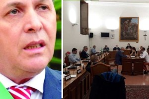 Paternò, domani si vota la sfiducia al sindaco Naso: servono 15 voti ma l'opposizione ne ha solo 10