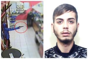 Vizzini, rapinò tabacchino assieme a 3 complici: due tatuaggi incastrano 21enne già in carcere ad Augusta (VIDEO)