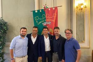 """Belpasso, Rapisarda e Moschetto formano il gruppo consiliare di Fratelli d'Italia: """"Vicini all'on. Galvagno"""""""
