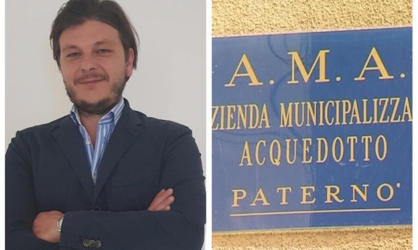 """Paternò, Terranova (Ama) contrario alla riduzione dei posti in Cda: """"Cosa non si fa per una poltrona!"""""""