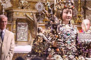 Catania: l'addio al commendatore Maina, devotissimo di S. Agata. Il ricordo del sindaco