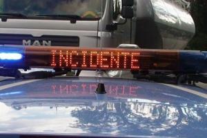 A19 Palermo-Catania, traffico bloccato all'altezza di Alimena: tamponamento coinvolge 3 mezzi pesanti