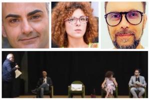 Bronte: la sfida garbata dei candidati a sindaco Calanna, Franco e Gullotta. Al dibattito non partecipa Firrarello