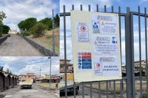 Biancavilla, Comune avvia lavori in Piazza Don Bosco e Viale dei Fiori: si riparano anche le buche