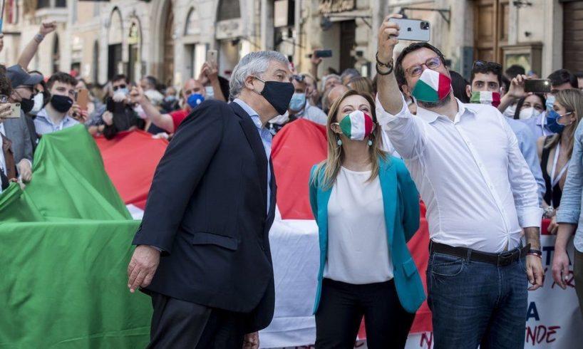 Caso Gregoretti, il Centrodestra sabato a Catania per Salvini: ma da separati in casa