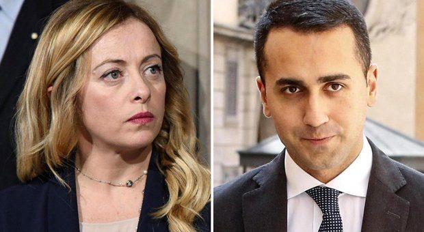 Sondaggio, Fratelli d'Italia sorpassa il M5S: sulla carta è il terzo partito dietro Lega e Pd. Ha influito crisi pentastellati