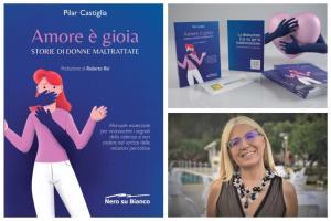 Violenza di genere, donne catanesi maltrattate nel manuale di Pilar Castiglia: libro-bussola edito da 'Nero su Bianco'