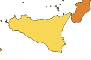 Covid, la Sicilia diventa zona gialla da domenica: Speranza firma ordinanza