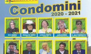 Il 'Condominio Vergato' raddoppia con successo: su Bom Channel e Video Mediterraneo la nuova serie di personaggi esilaranti