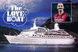 Sanremo si farà con gli spettatori nella 'love boat': e Ibrahimovic sarà ospite fisso
