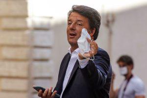 """Renzi a Conte: """"Più che farlo cadere vorrei vederlo muovere. La conta in Aula è errore politico"""""""