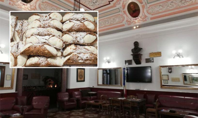 Adrano, 153° anniversario del Circolo Operai: il virus non ferma la tradizione del cannolo di San Vincenzo