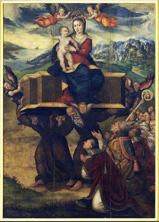 Paternò, restaurata la 'Madonna dell'Itria' di Sofonisba Anguissola: l'opera tornerà in Sicilia nel 2022
