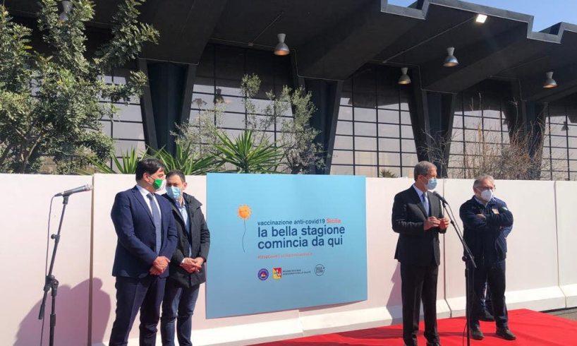 A Catania il secondo hub regionale per la vaccinazione: attivo dalle 8 alle 20