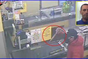Paternò, 45enne compie rapina al supermercato MD: braccato dai carabinieri va a costituirsi