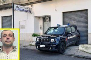 Militello in Val di Catania, ruba Fiat Panda ma viene subito scoperto: arrestato in flagranza