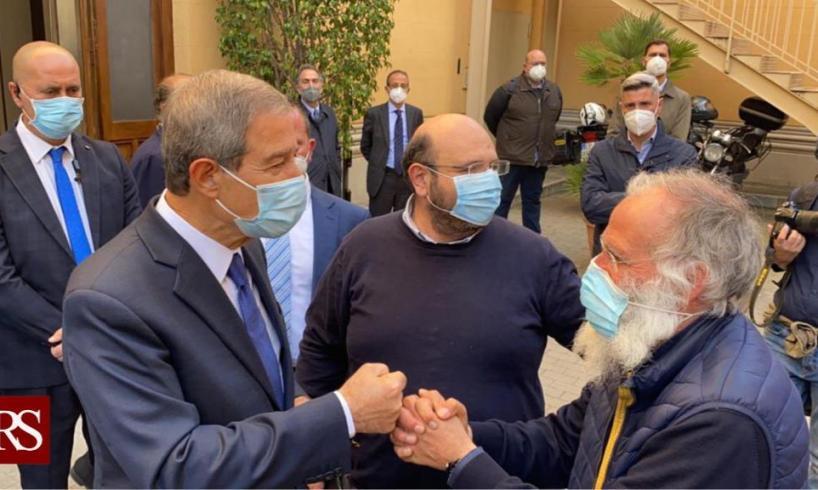 Covid, al via a Palermo la vaccinazione dei 'senza dimora': Regione, Comune e Fondazione Sicilia 'accanto agli ultimi'