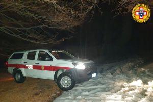 Etna, sette giovani salvati dal Soccorso Alpino: infreddoliti ma in buona salute
