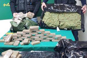 Catania, GdF sequestra 165 kg di marijuana ad alto potenziale: arrestate 3 persone