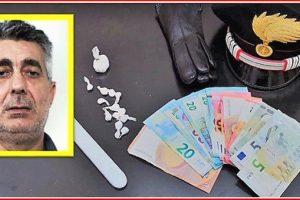 Giarre, 12 dosi di cocaina nascosta tra le patate: arrestato 53enne