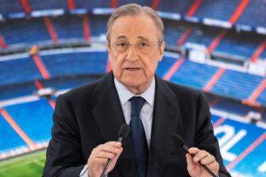 """Super League, Perez non si dà per vinto: """"Il progetto è in stand-by. Juve e Milan non hanno lasciato"""""""