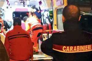 Paternò, muore in incidente 40enne rumeno: auto si schianta contro muretto lungo via Giovanni Verga