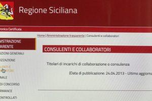 """Sicilia: """"Alla Regione incarichi e consulenze 'nascosti' nel sito"""". La denuncia di Schillaci (M5S) dopo 'Striscia la Notizia'"""