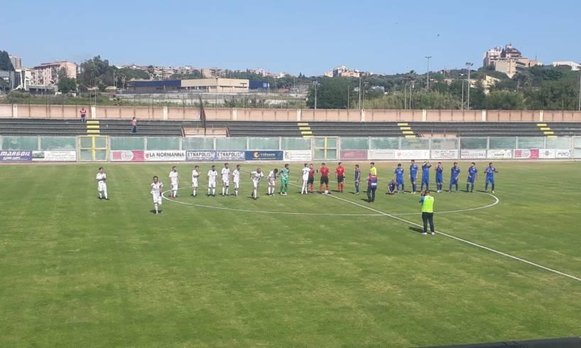 Calcio, per il Paternò vittoria per la salvezza: 2-1 contro il Cittanovese