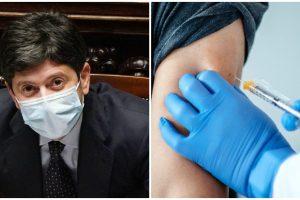 """Covid, Speranza: """"Da domani tutti potranno prenotare il vaccino"""". In Sicilia grazie alla piattaforma di Poste Italiane"""