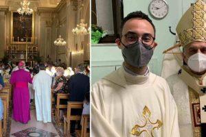 Biancavilla, riapre dopo il sima la chiesa dell'Idria: Gristina nomina Don Giosuè Messina nuovo parroco dell'Annunziata