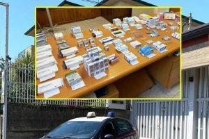 Valverde, 47enne disoccupato trafficava in farmaci dopanti per le palestre: arrestato