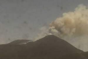 L'Etna torna a farsi sentire: ennesimo fenomeno parossistico sul vulcano