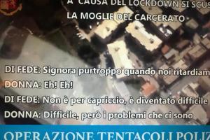 Mafia: da Ciaculli coca e pizzo e contatti con gli Usa: 16 arresti, c'è il nipote del 'papa' Michele Greco