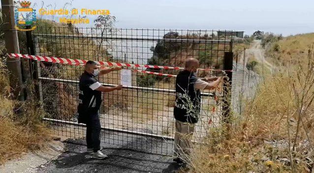 Rifiuti, nel Messinese sequestrate due maxi discariche abusive: oltre 12 mila mq