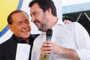 """Centrodestra, Berlusconi fa l'elogio di Salvini. """"Torto a Meloni sulla Rai, rimedieremo"""""""
