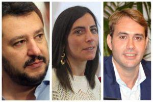 """Centrodestra, Salvini: """"Aderiscono alla Lega la senatrice Sudano, Sammartino e altri 3 deputati regionali"""""""