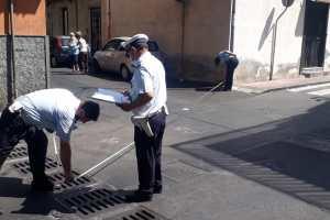 Paternò, 4 feriti dopo scontro tra due auto: l'incidente in via Fiume