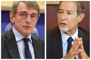 """Cenere dell'Etna, Sassoli rassicura Musumeci: """"Parlamento europeo segue da vicino situazione danni. Si attende azione concreta da Commissione"""""""
