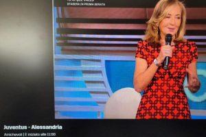 Non c'è pace su Dazn: anziché Juve-Alessandria va in onda 'Forum' con la Palombelli