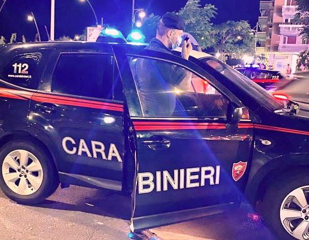 Catania, ai domiciliari e positivo al covid esce di casa: denunciato 34enne