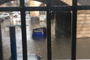 Maltempo a Catania, al Pala Spedini accolti i senzatetto: attesa nuova ondata tra domani e venerdì. Rinforzi per i Vigili del Fuoco