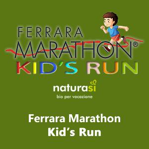 Ferrara Marathon Kid
