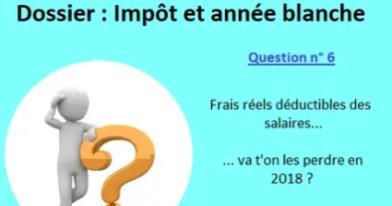 Tous Les Frais Reels 2019 Deductibles Des Impots Regles Et