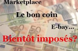 Les ventes d'objets sur Le Bon Coin bientôt imposées?