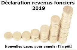 Comment remplir la nouvelle déclaration des revenus fonciers 2018? Focus sur les nouvelles cases pour avoir l'année blanche via la 2044.