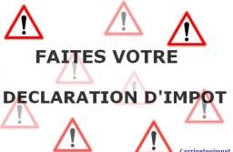 Suppression de la déclaration d'impôt sur le revenu : refusez la déclaration automatique!