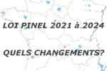La loi Pinel évolue en 2021 avec des nouveaux taux pour 2023 et des conditions qui changent.