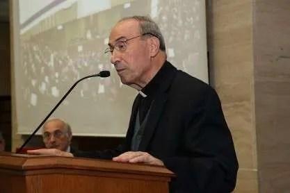 Cardeal De Paolis.