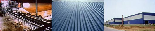 Corrugated Fiberglass Panel